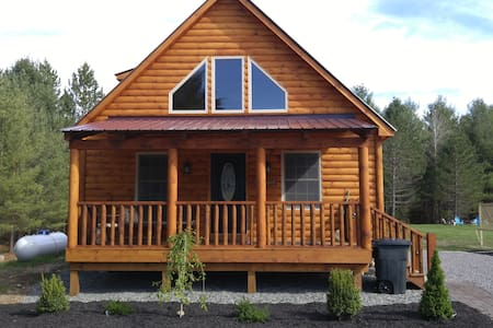 New Lake Algonquin cabin sleeps 6! - Wells