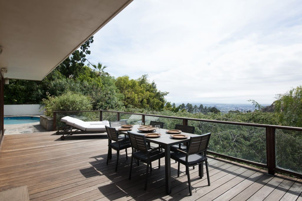 Hollywood Hills Private Retreat W Pool Amp Views Houses