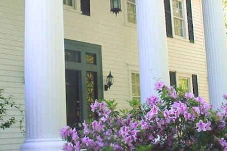 The Cascade Mansion and Gardens - Atlanta - Bed & Breakfast