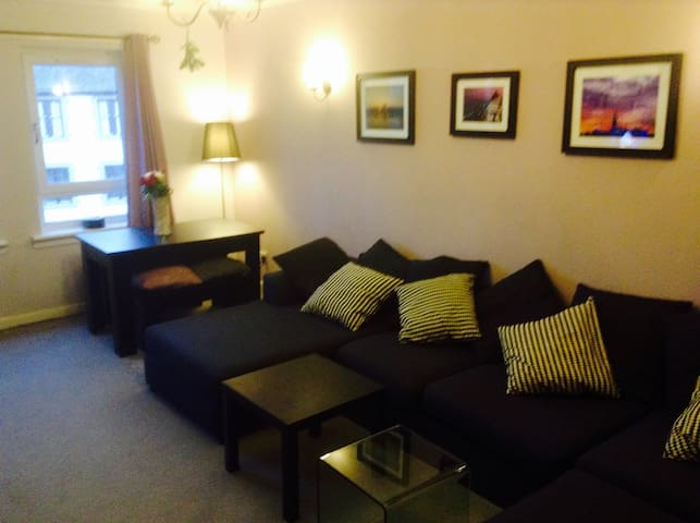 2 bed flat 1 mile to city - Glasgow - Flat
