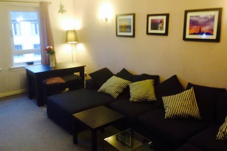 2 bed flat 1 mile to city - Glasgow
