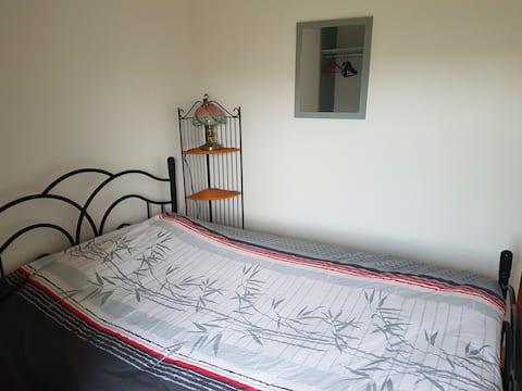 Chambre d'hôte dans appartement