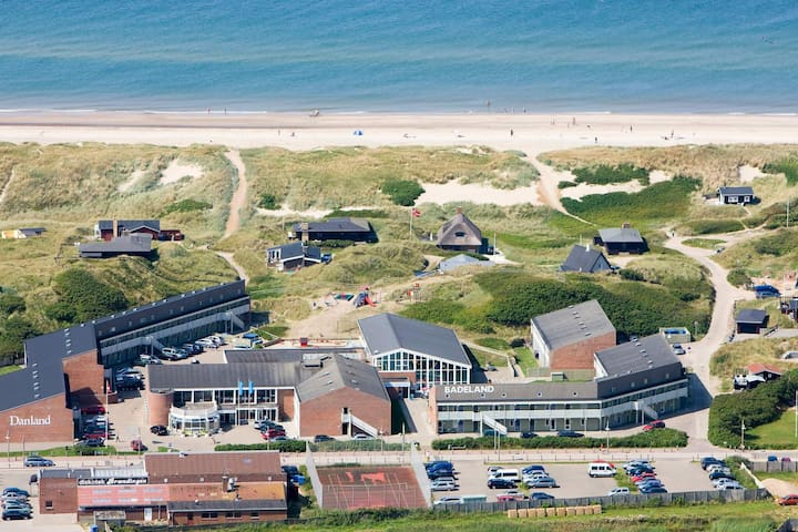 8 person holiday home on a holiday park in Ringkøbing