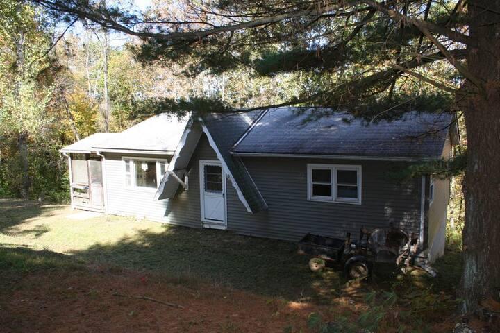 Burr Oak Cabin, Explore Ohio! - Malta - Blockhütte