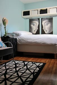 Lovely studio, skip from NYC. - North Bergen - Apartment