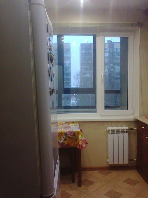 Кухня на два номера(комнаты)