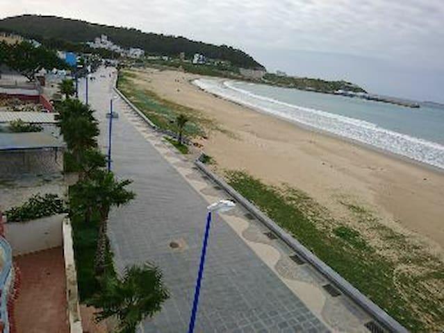 casa delante del mar - Alcazarseguir - Daire