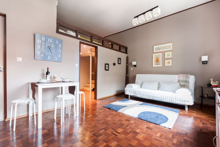 Luxury studio at the heartbeat - Boedapest - Appartement