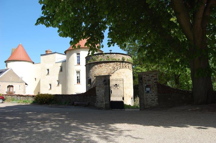B&B Château de Morey
