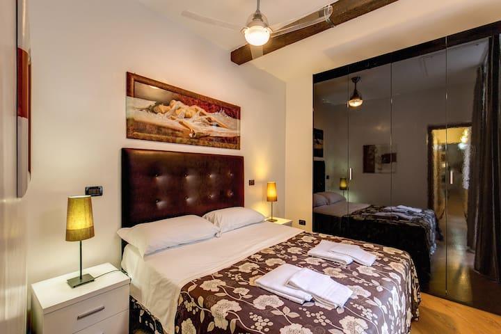 Amazing one bedroom, 4 pax, WI FI !