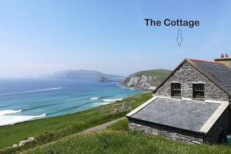 Coastal Cottage, Dingle  on Wild Atlantic Way