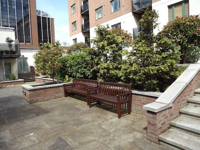 City centre 2 bed/2 bath apartment - Dublin - Apartment