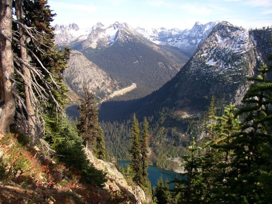 North Cascades National Park -- our backyard!