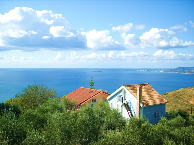 Sea View Studios in Kefalonia 1 - Helmata - Appartement