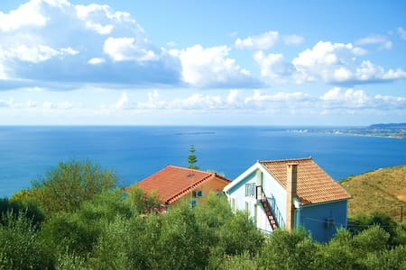 Sea View Studios in Kefalonia!