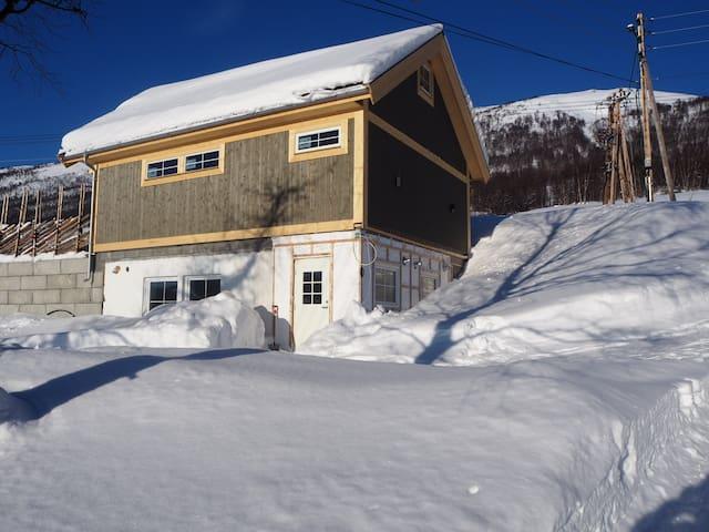 New apartment located below Urundberget in Geilo