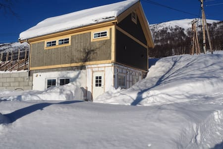 New apartment located below Urundberget in Geilo