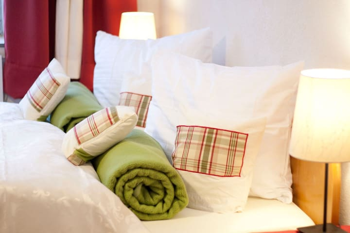 Budget & Cozy rooms bed n breakfast - Bichlbach - Aamiaismajoitus