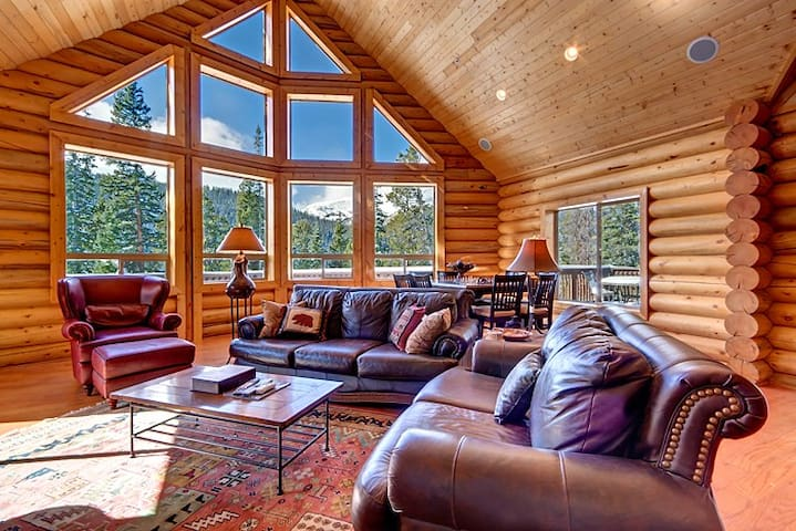 Breck vacation home w/ 5,000 sq ft - Breckenridge - Casa
