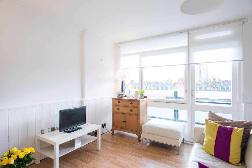 2 Bed apartment trendy shoreditch