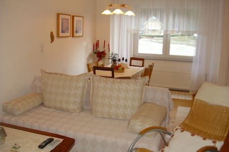 Apartment in Carinthia with Sauna - Napplach - Apartemen