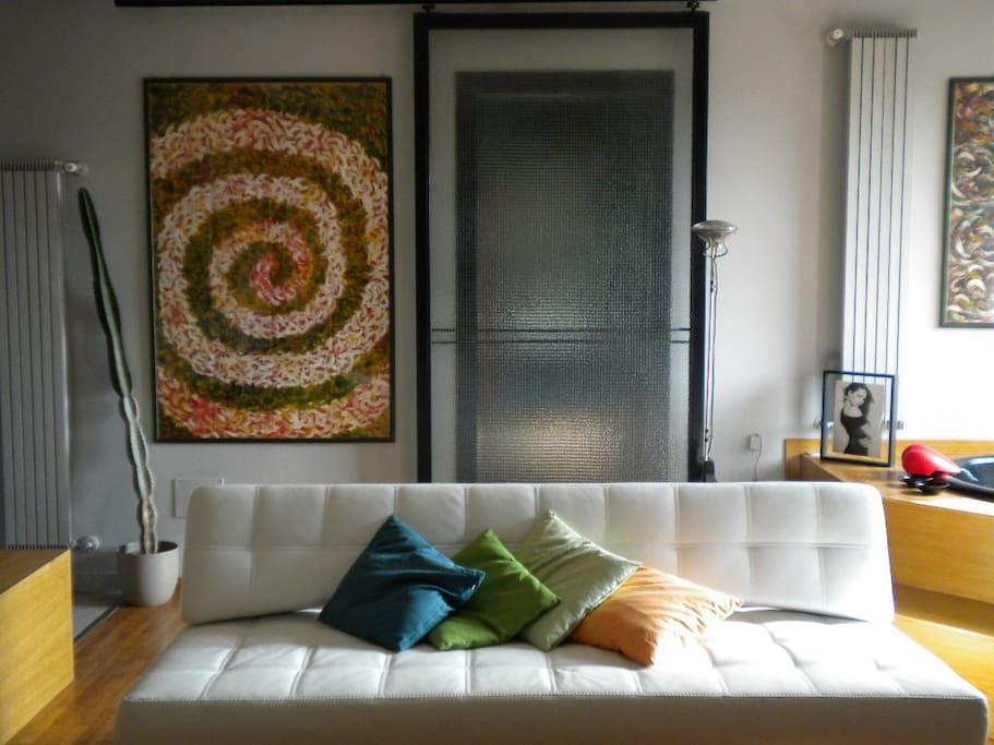 Apartment design portaportese apartments for rent in for Apartment design rome