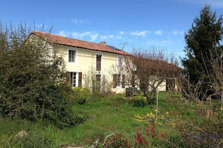 Beautiful farmhouse in Armagnac - Riscle