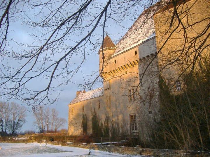 Appartement au Château de Rosières