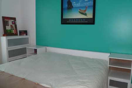 1 or 2 rooms betw Paris and Disney - Saint-Thibault-des-Vignes - Hus