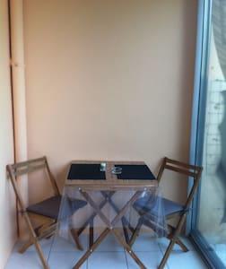 STUDIO EN REZ DE JARDIN A FREJUS - Fréjus - Apartment