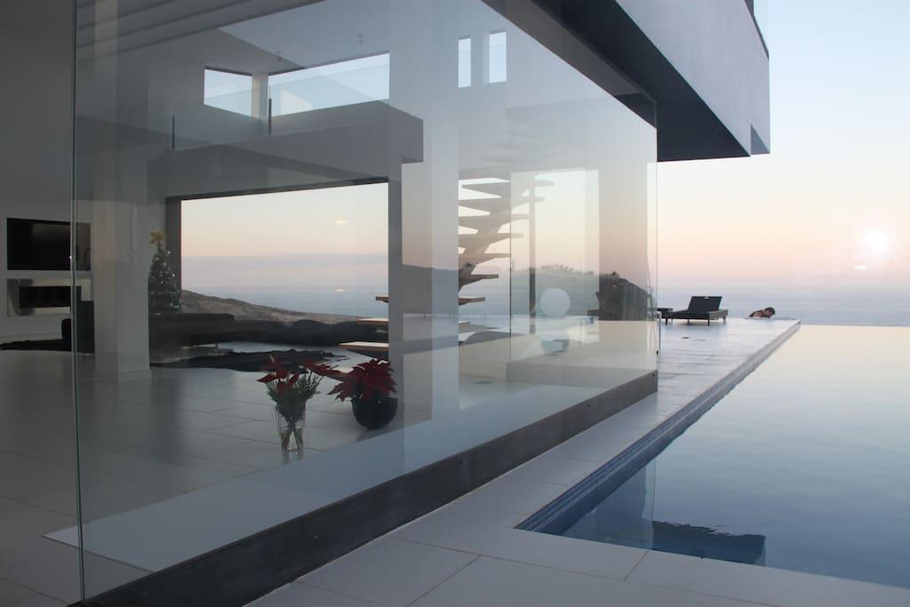 Exklusiv stillhet villas en alquiler en firgas islas for Cocina urbana canaria