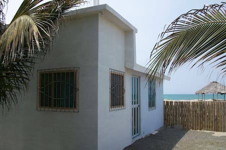 BEACH & POOL FRONT FURNISHED VILLA  - Villa