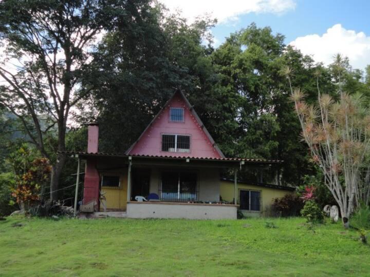 El Cope Mountain Top Cottage
