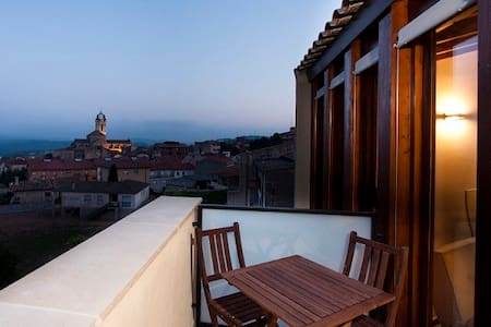 duplex penthouse with views in moia - Moià - 公寓