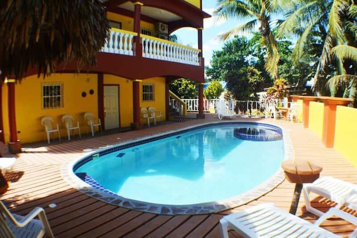 Sunshine House - Fabulous poolside home