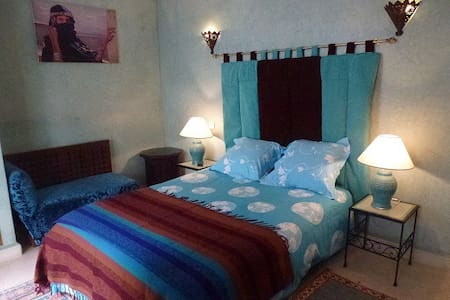 chambre Louisa - Al Haouz - Bed & Breakfast
