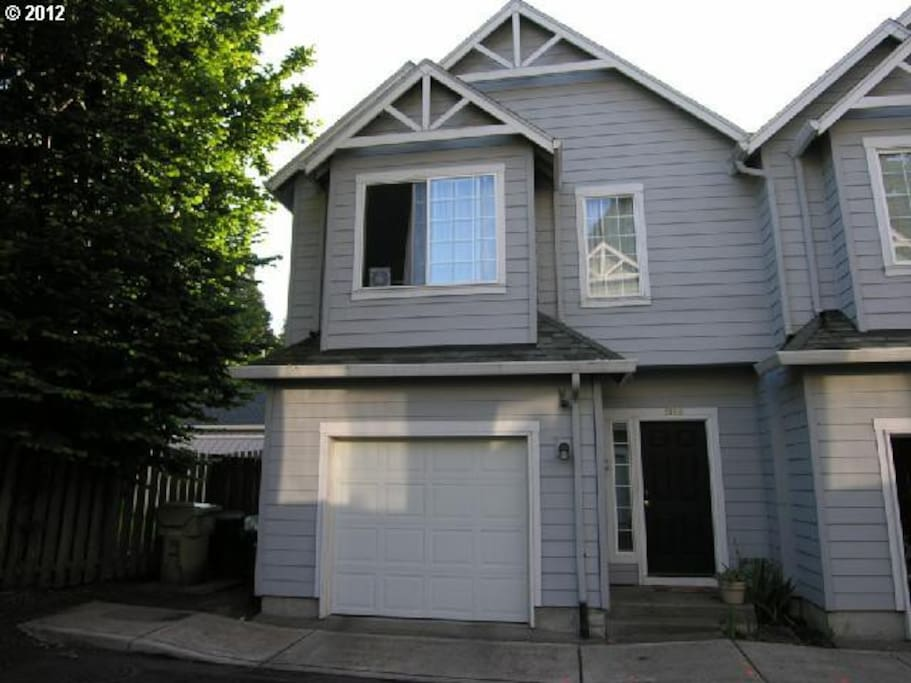 Chez Myers Beaverton Townhouse Houses For Rent In Beaverton Oregon United States