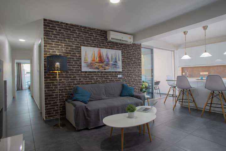 Poseidon Apartment by Michalis