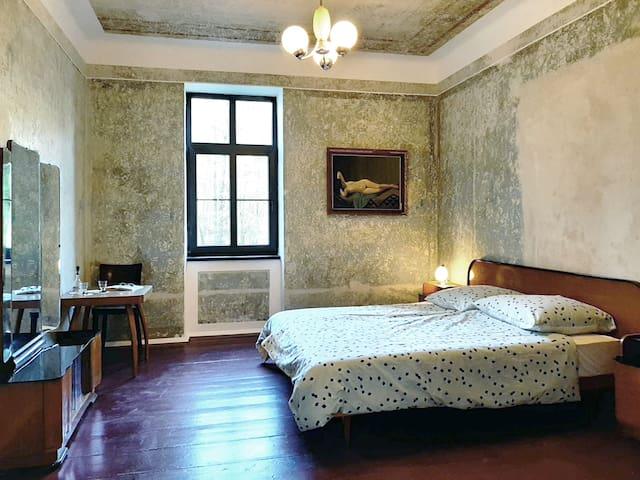 Ložnice/ Bedroom