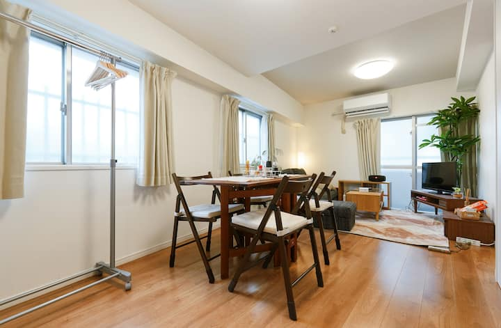 Fully renovated condo Nakameguro