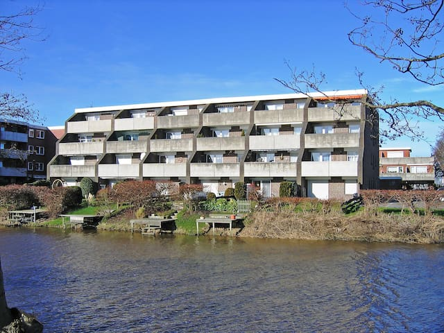 2-room apartment 50 m² Baltrum in Dornumersiel