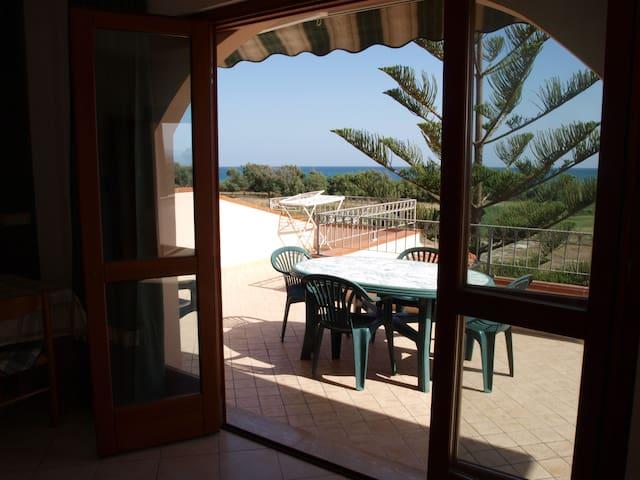 Appartamento Manuela a 50 m da mare - Steccato di Cutro - อพาร์ทเมนท์