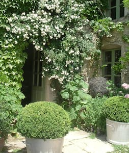 In Burgundy, bed and breakfast - Sacquenay - Bed & Breakfast