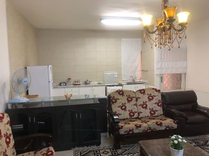 2BR fully firnishd apartment close to Makkah Mall