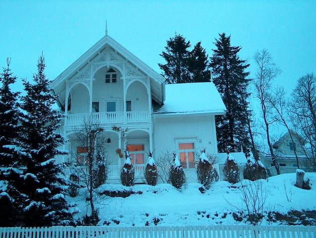 Historical house in the Arctic! - Tromsø - 別荘