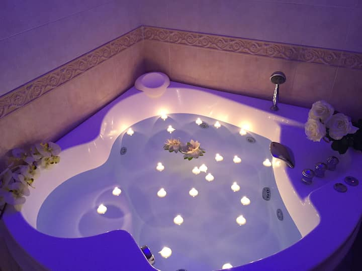 Naples, Park Included, Jacuzzi, Panoramic Terrace