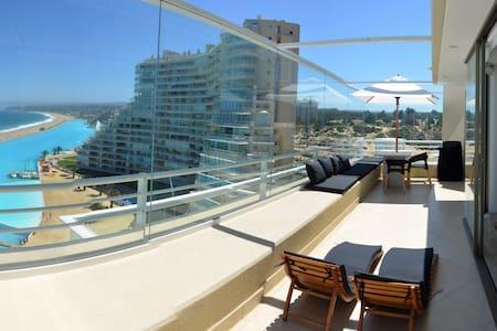 Modern 2BR/2BTH San Alfonso del Mar - Algarrobo - Apartamento