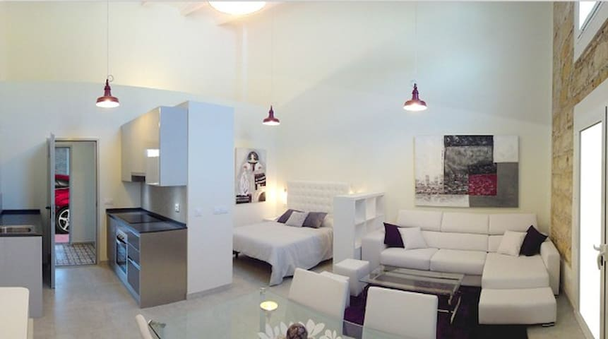 Charming Loft+Parking - Jerez de la Frontera