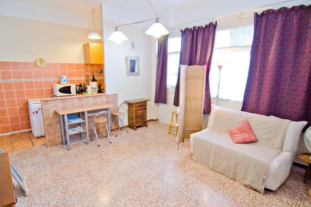 Estudio en zona tipica espa ola apartments for rent in - Estudio en torremolinos ...