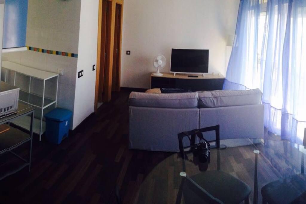 Apartamento recién reformado.